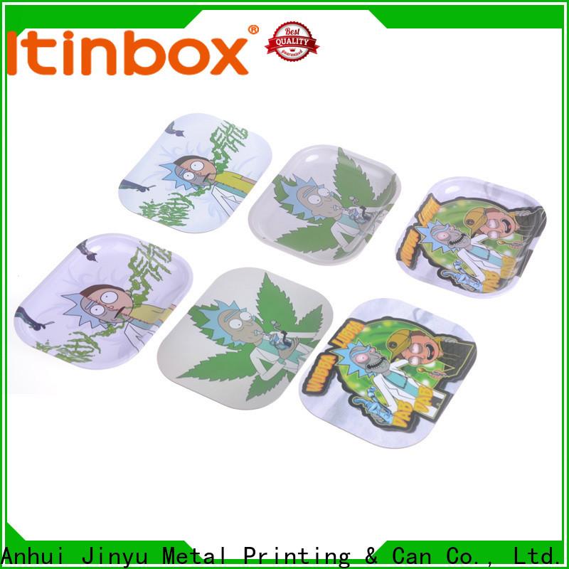 Jinyu custom rolling trays long-term-use for gift