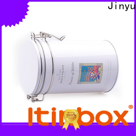 Jinyu custom tin box factorier for gift