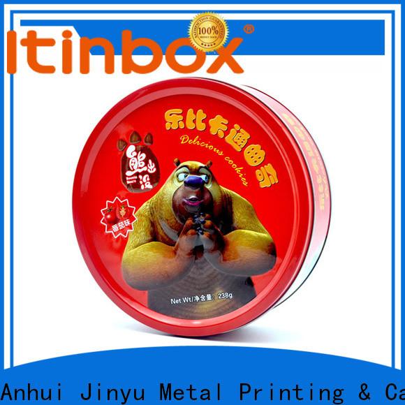 Jinyu tin chocolates experts for work