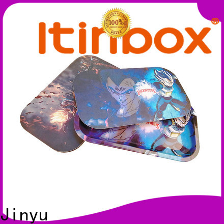 Jinyu small tin trays China for packing