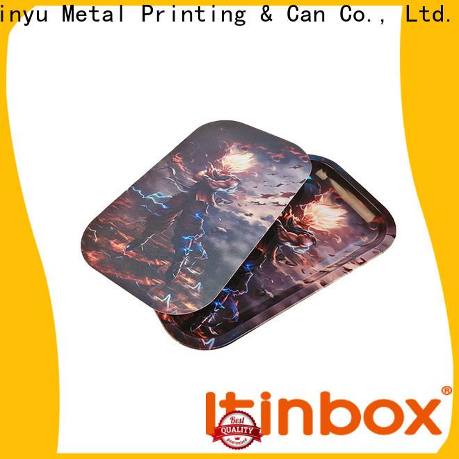 Jinyu custom rolling trays solutions for supermarket