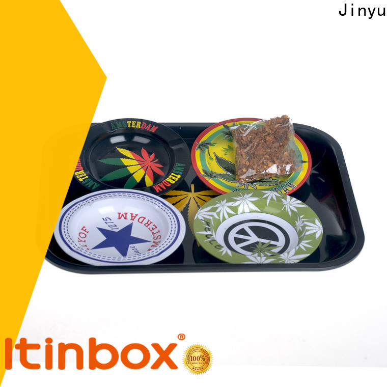 Jinyu excellent cool rolling trays effectively for candy