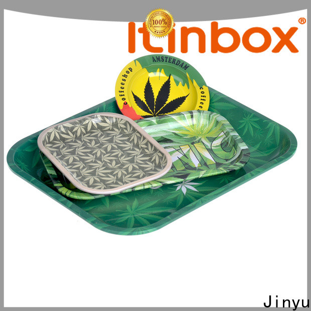Jinyu raw papers tray solutions for supermarket