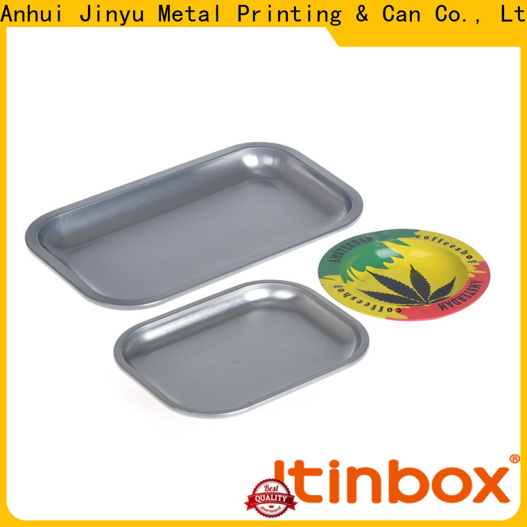 Jinyu large tin tray production for work