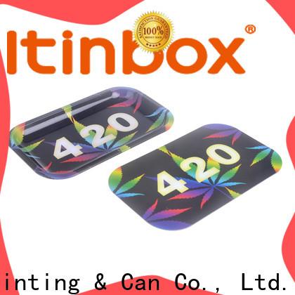 Jinyu best bulk tin trays China for office