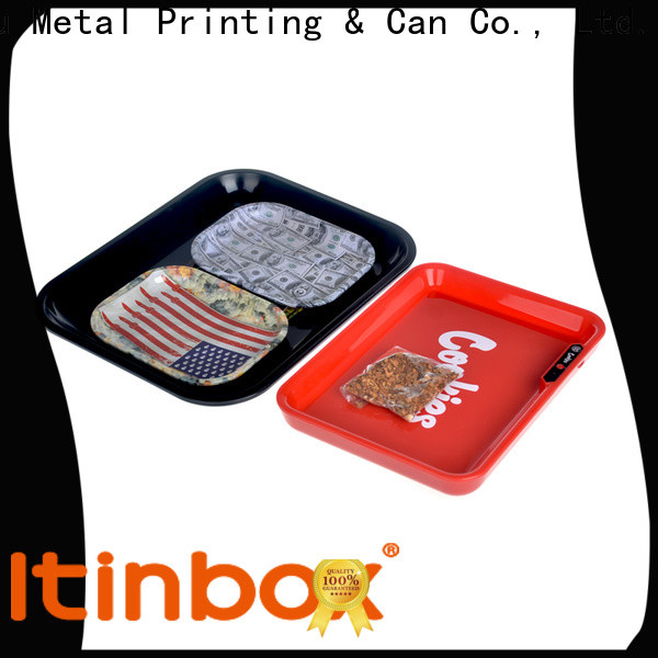 best rolling trays solutions for supermarket