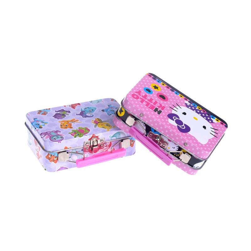 Mini lunch tin box