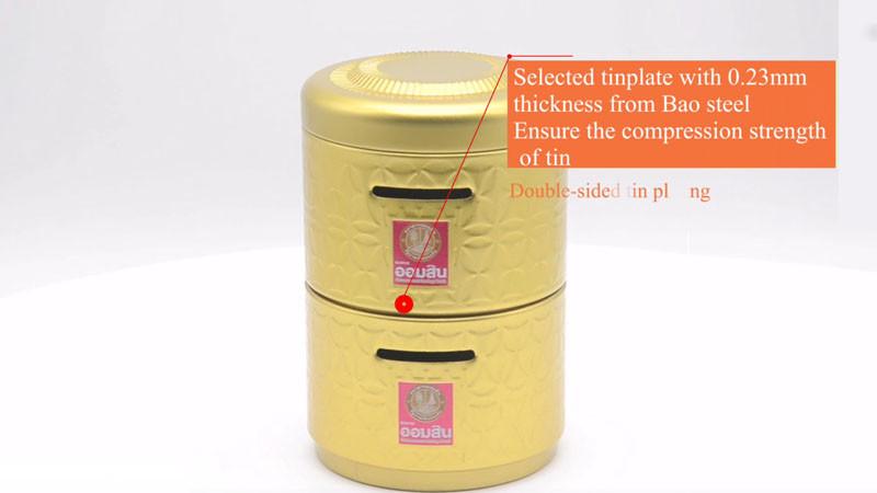 Custom Tin Box