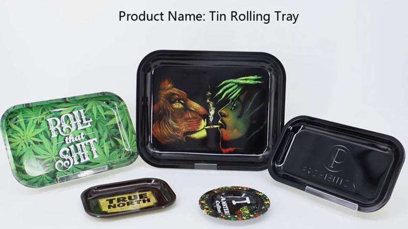 Tin RollingTray