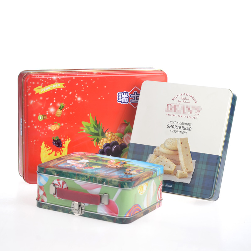ITINBOX chocolate tin box