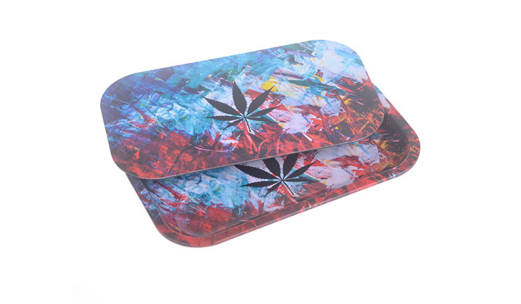 ITINBOX rolling tray for smoking