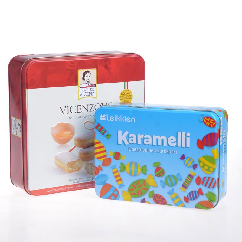 Itinbox Biscuit tin box