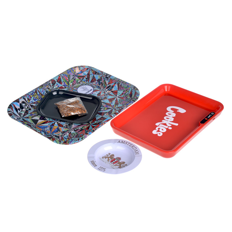 New coming high quality small MOQ blank rolling tray