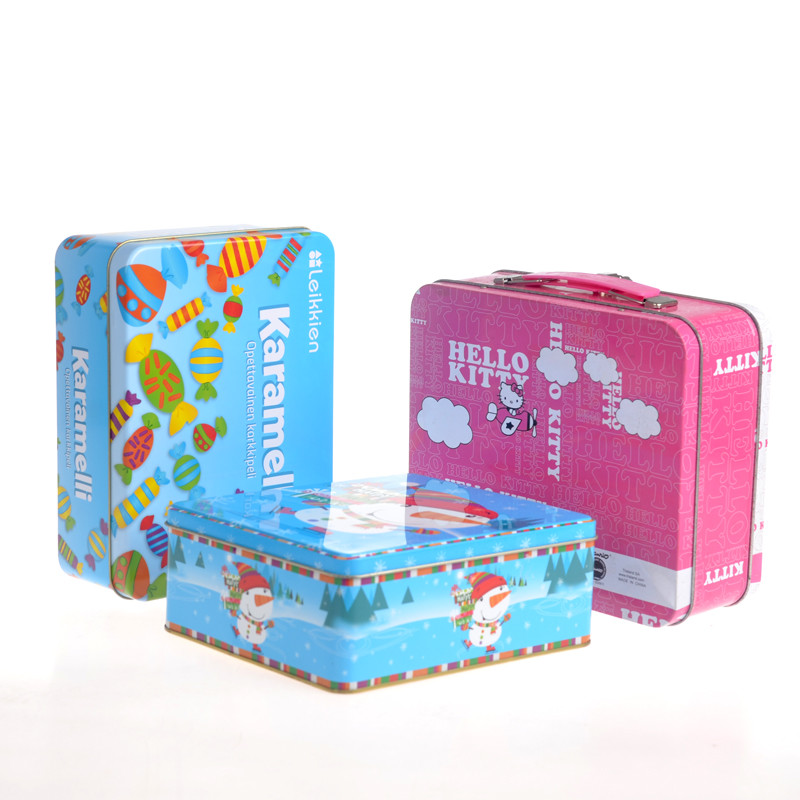 Itinbox tin boxes for sweets
