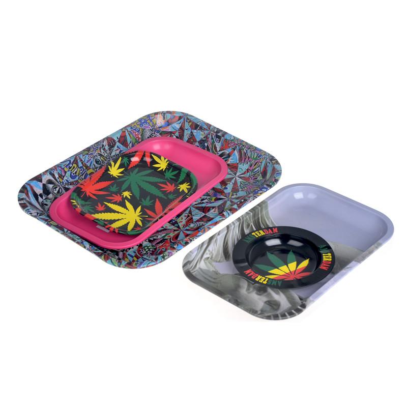 Itinbox tin tray