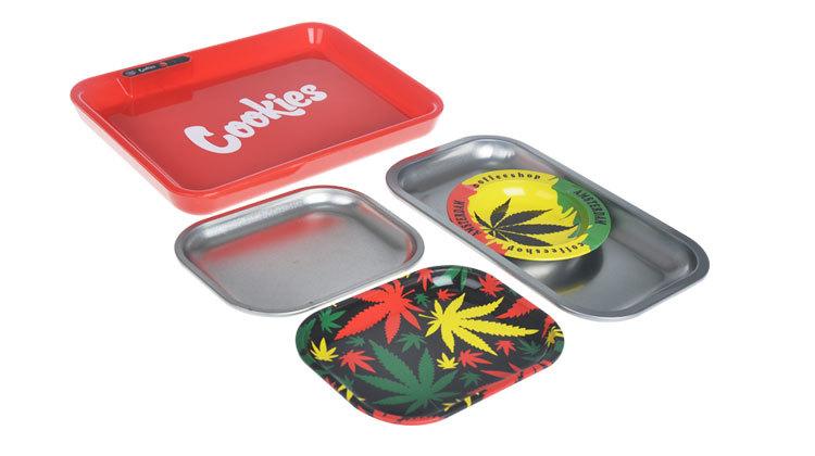 ITINBOX custom rolling tray weed