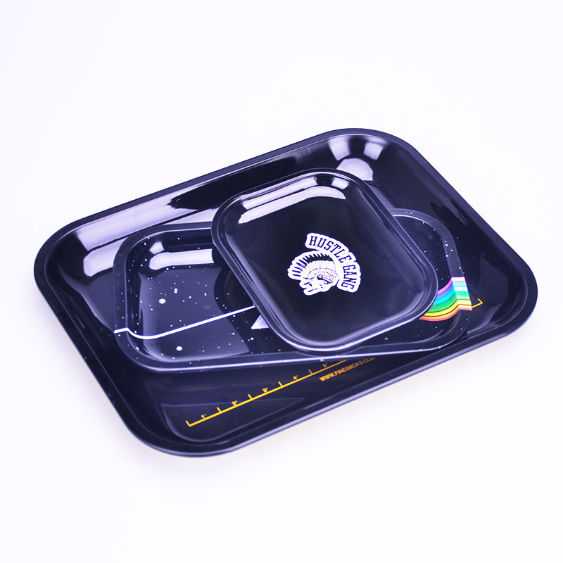 ITINBOX smoke tray with magnetic cover