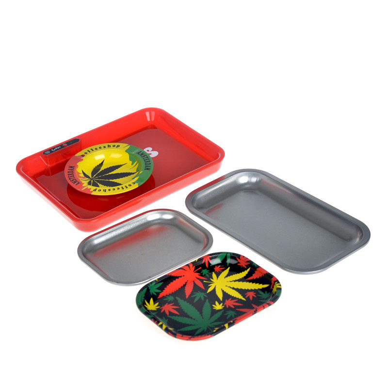 Itinbox rolling tray weed