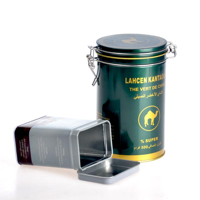 ITINBOX tinplate tea