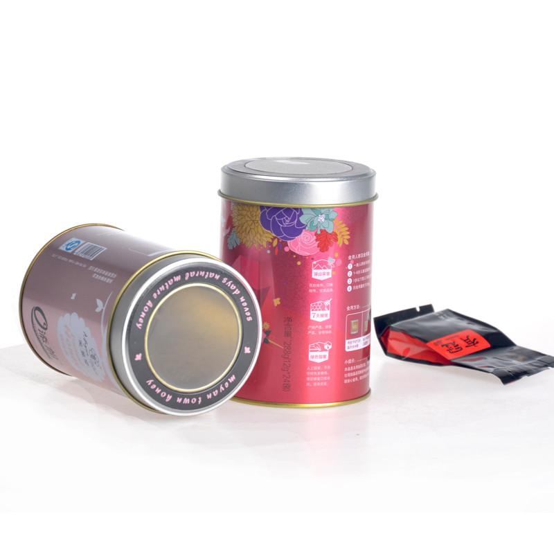 ITINBOX tin box for tea