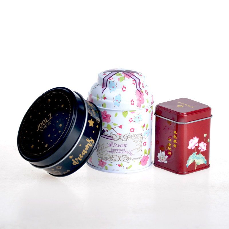 ITINBOX tea packaging tin box