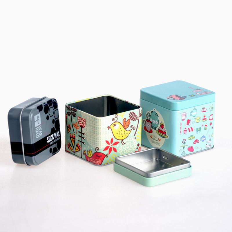 ITINBOX cool tea tin