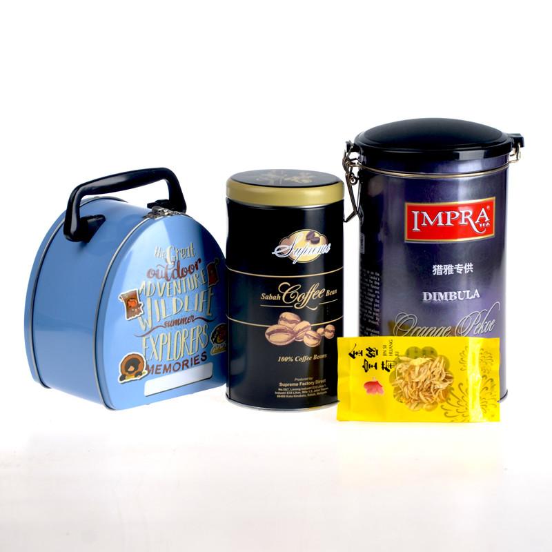 ITINBOX summit angel tea tin