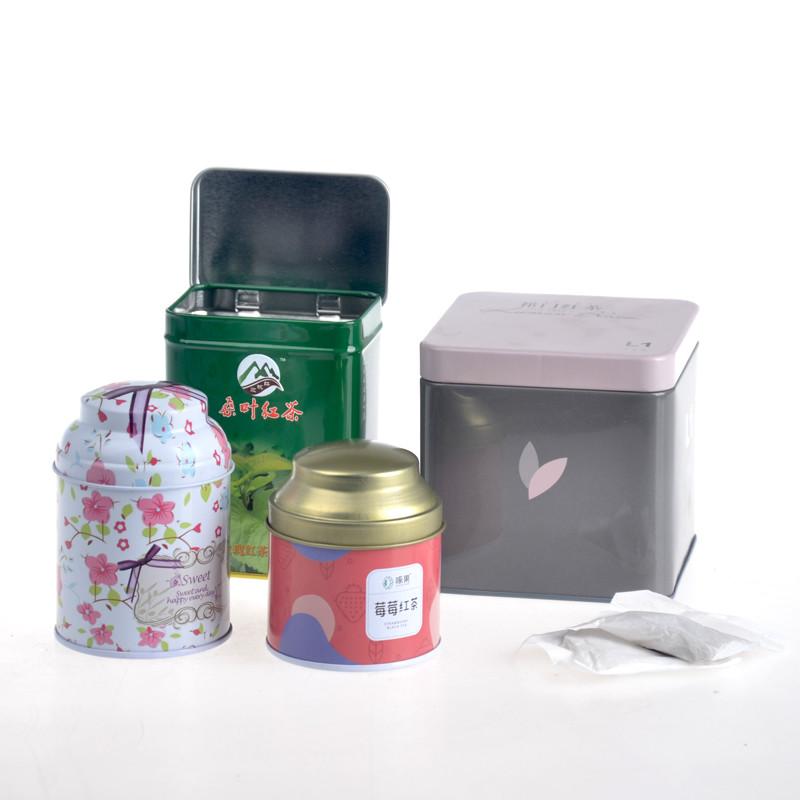 ITINBOX coffee tin can with valve