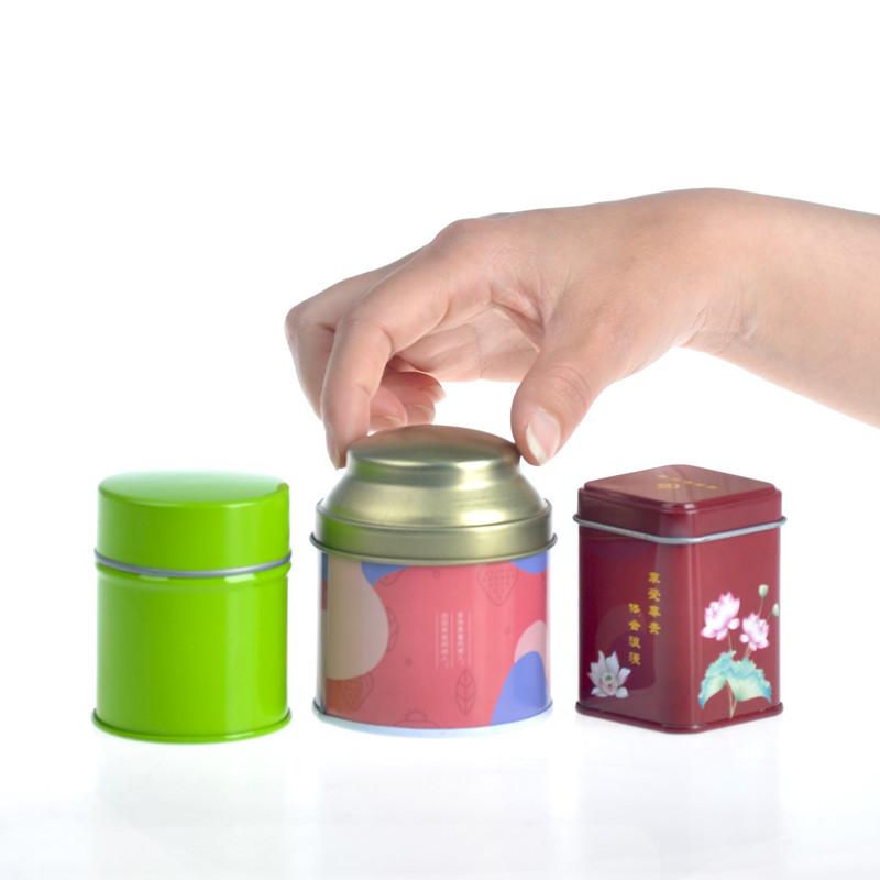 ITINBOX tea tin online