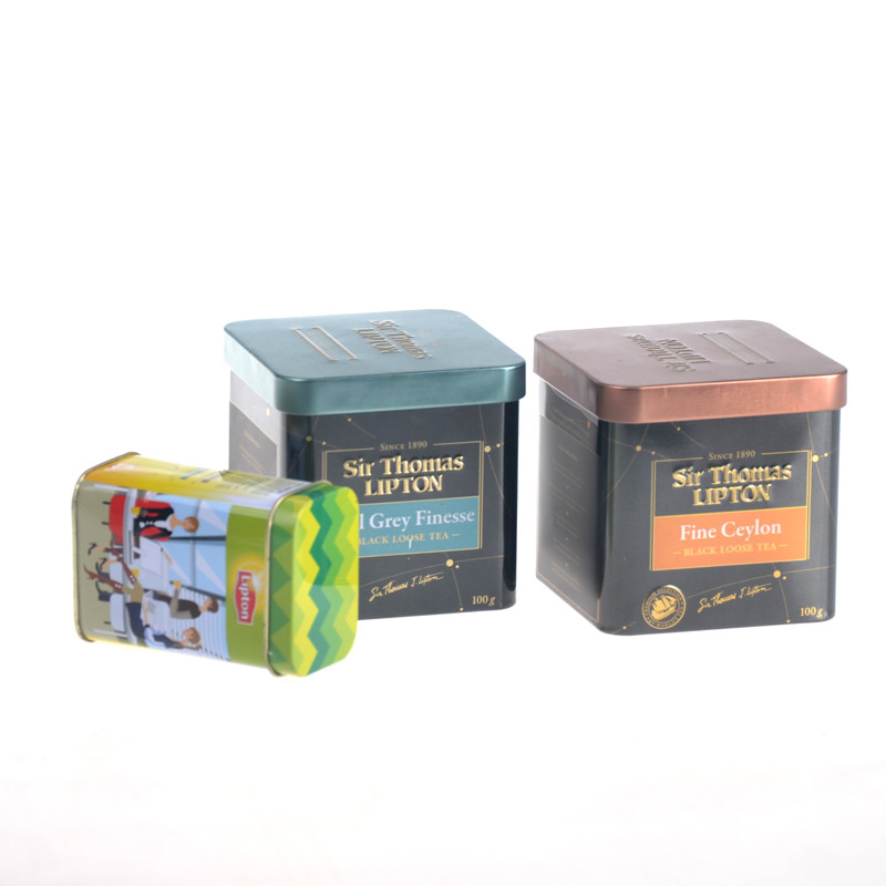 ITINBOX coffee storage tin