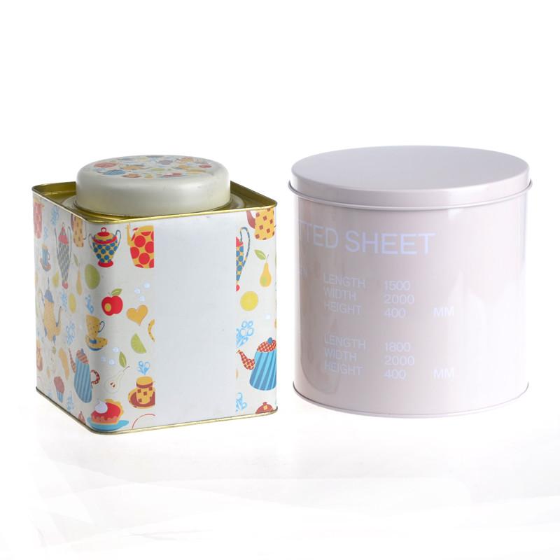 ITINBOX tin can for coffee