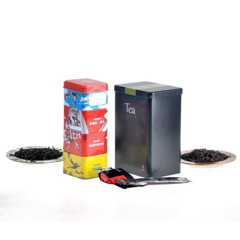 ITINBOX coffee tin degassing