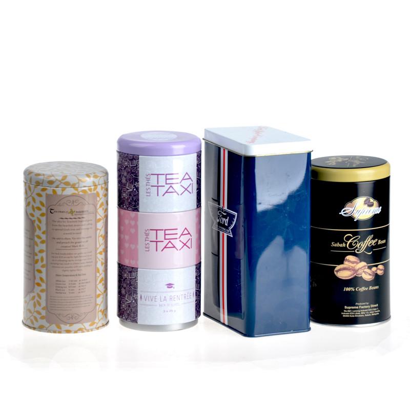 ITINBOX tea package tin