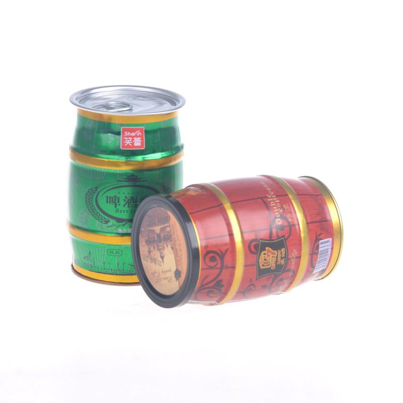 ITINBOX used tea tin custom tin box