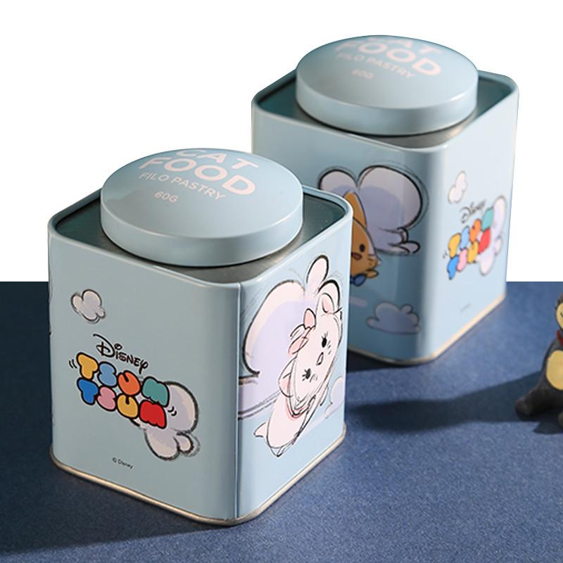 ITINBOX coffee tin can
