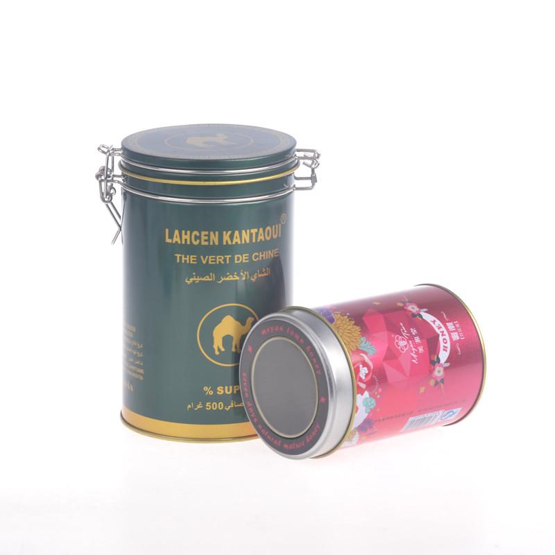 ITINBOX oriental tea tin